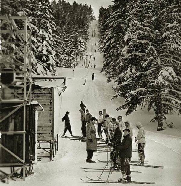 SCAMPER Au Ski